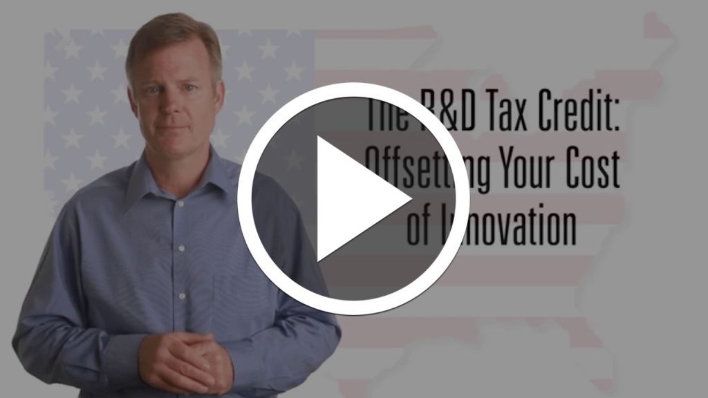 The R&D Tax Credit: Offsetting Your Cost of Innovation.