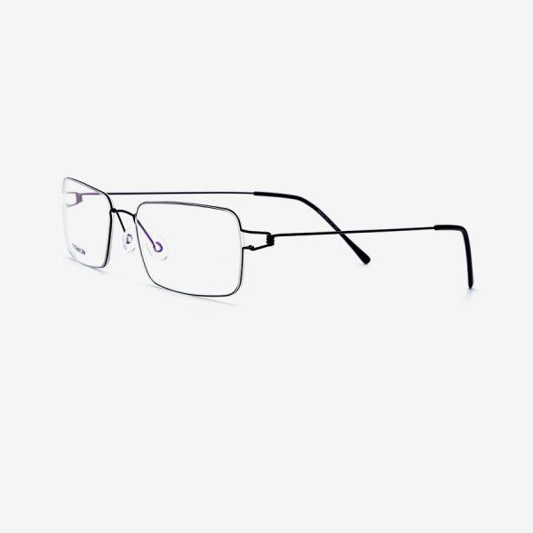 SPRINGFIELD Titanium Rectangle Frames | Titanium Optix