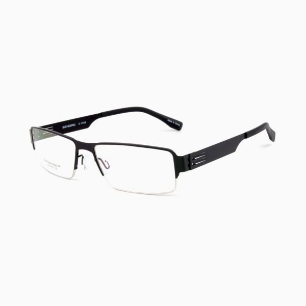 HOBOKEN Flexible Stainless Steel Frames | Titanium Optix