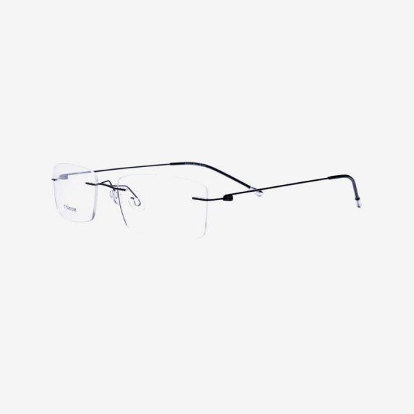 SPRINGFIELD Rimless Titanium Frames | Titanium Optix