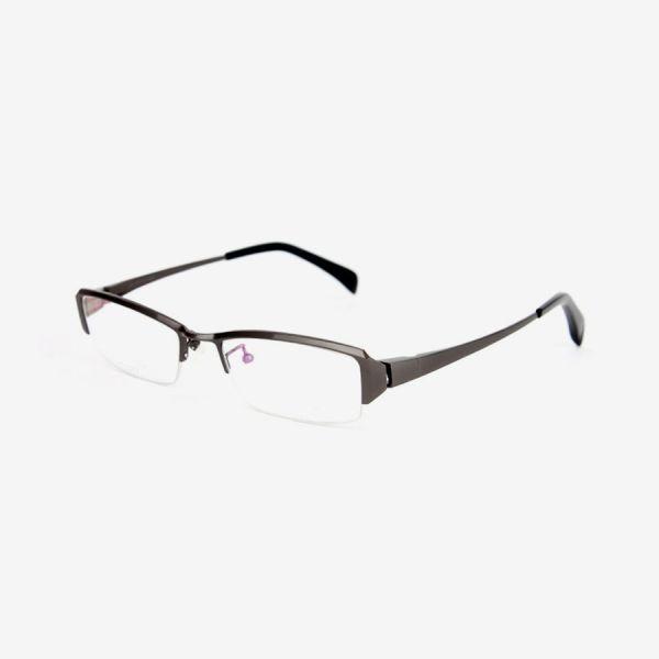 CONCORD Semi Rimless Titanium Frames | Titanium Optix