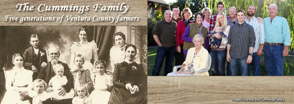 Meet the Farmer: The Cummings Family – Five Generations of Farming