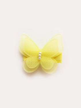 Color Butterfly Hairpin