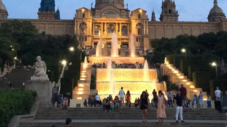 Fountains of Montjuic