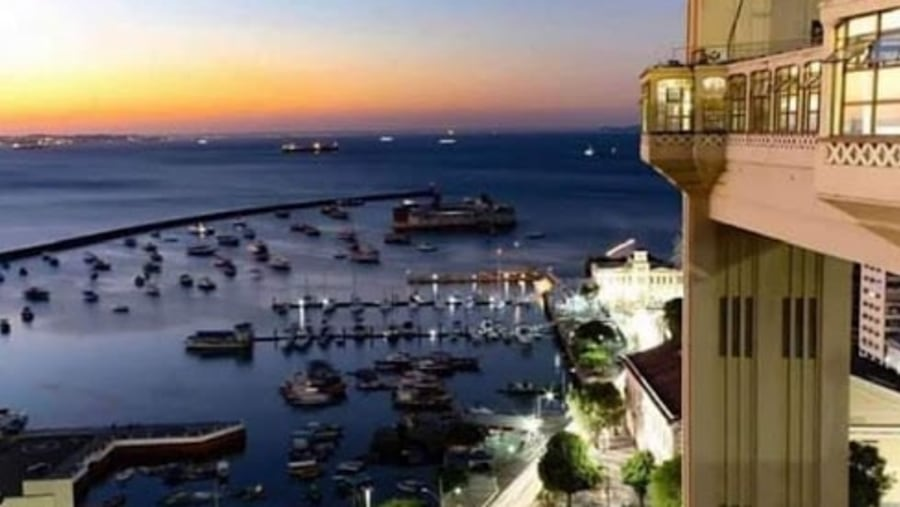 Lacerda Elevator- All Saints Bay