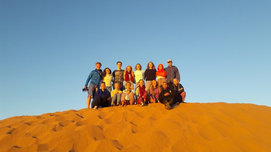 Travel with us in Morocco