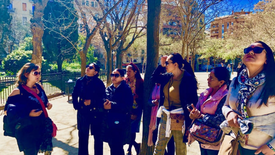 Excellent Tour Guide in Barcelona