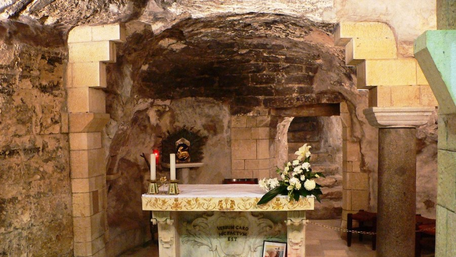 Annunciation's Cave