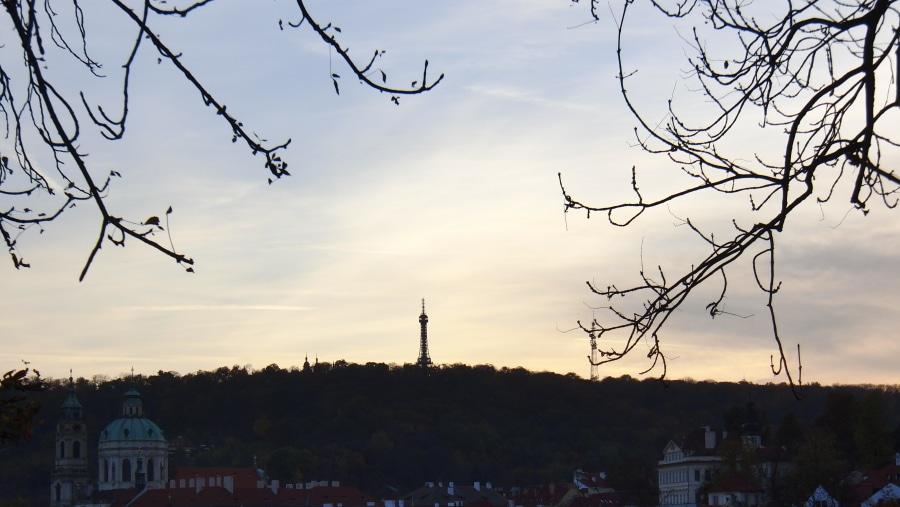 The Prague ,,Eiffel
