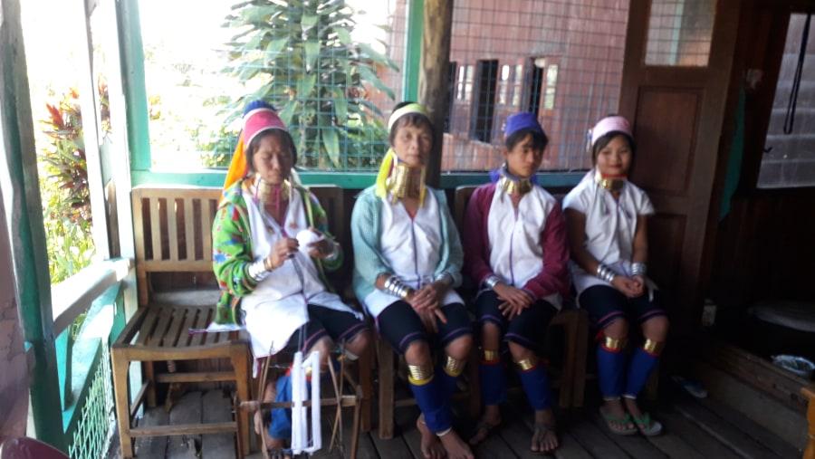 Ka Yan ethnic people