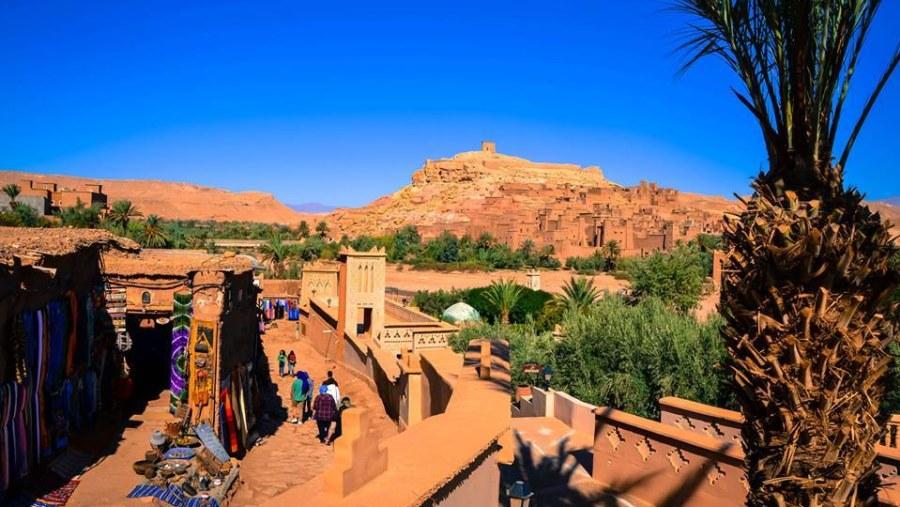Explore Ait Benhaddou kasbah