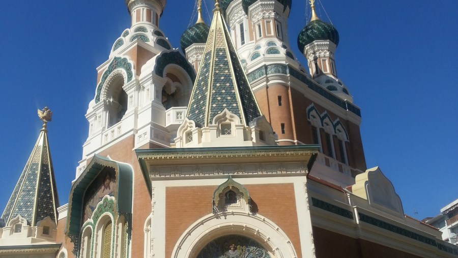 The Russian Orthodox Russian Cathedral