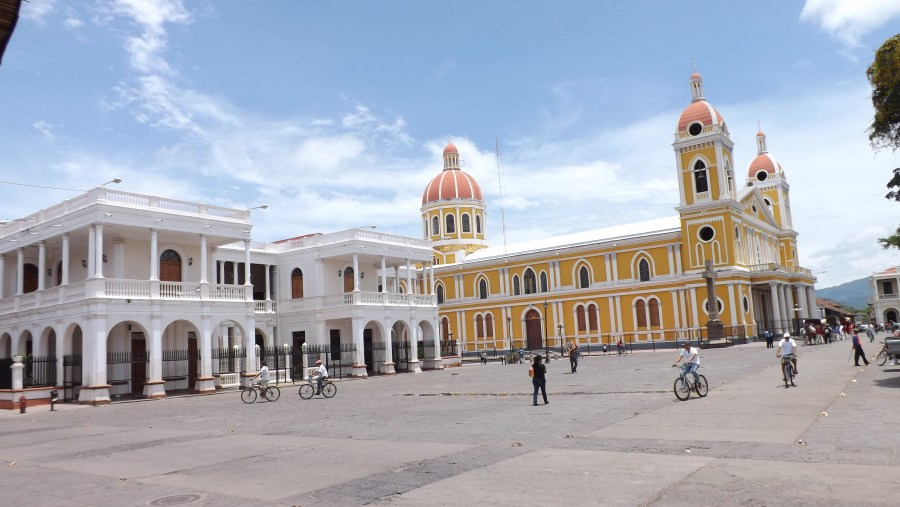 Granada´s main church