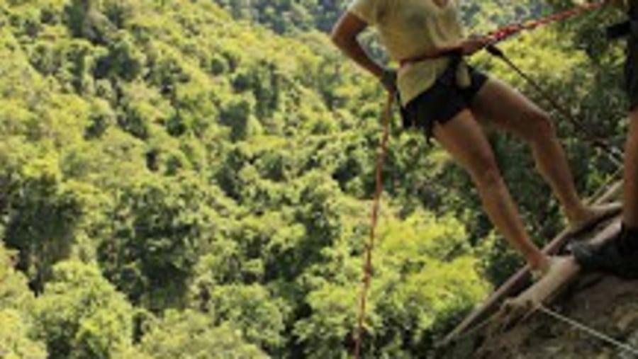 Canyoning - Brotas