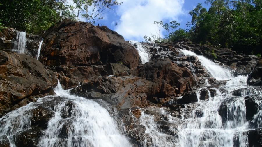 Waterfalls in Puerto Princesa city