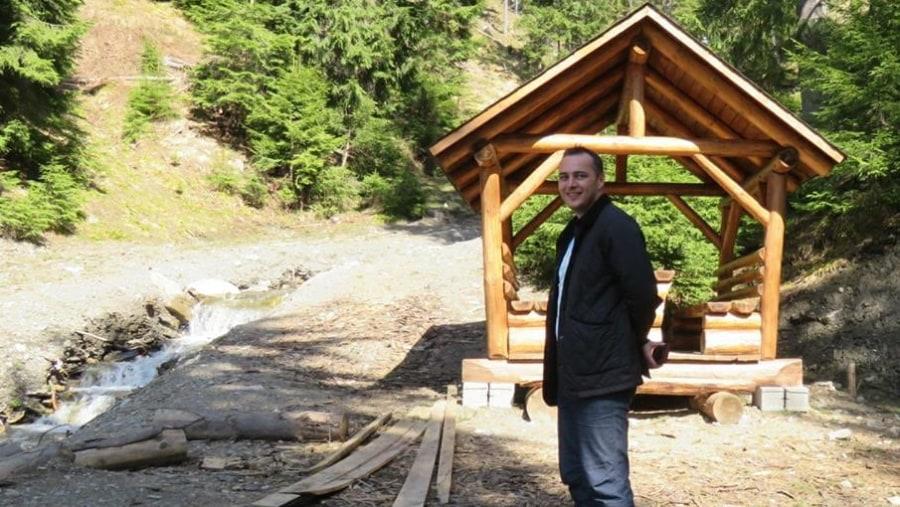 mountain touring - Gutui Mountains