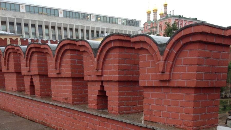 Kremlin, Trinity Bridge © Inna Goudkova
