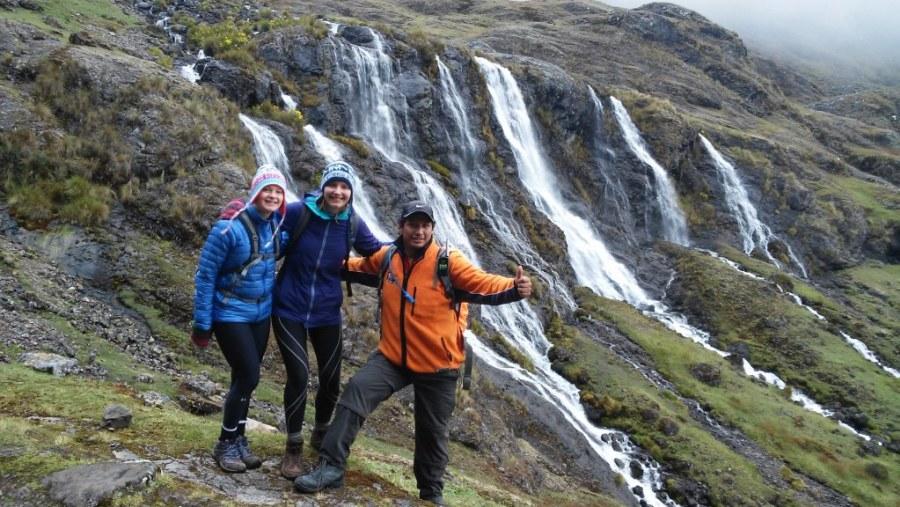 Lares trail to Machu Picchu - yarikdelcusco