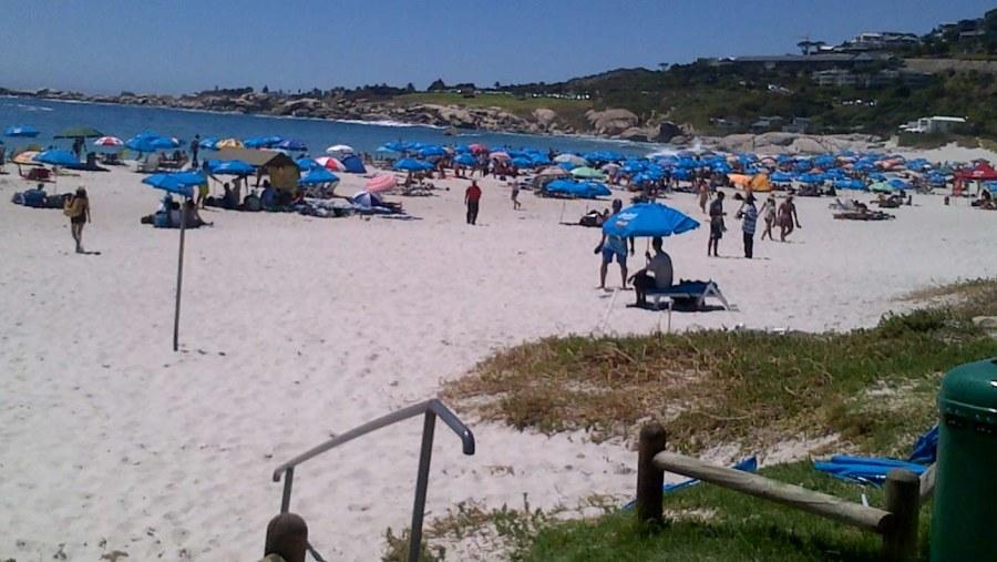 Camps Bay Beachfront