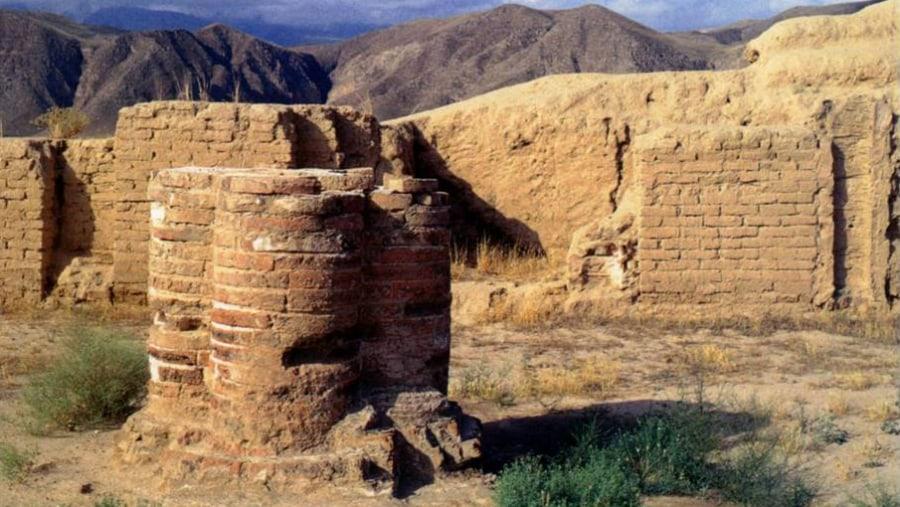 Nissa fortress