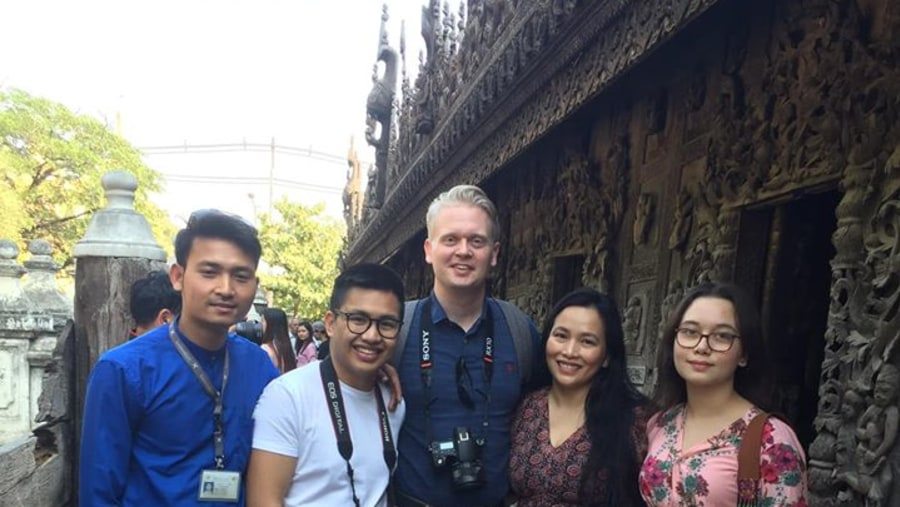 Tour Guide Mandalay