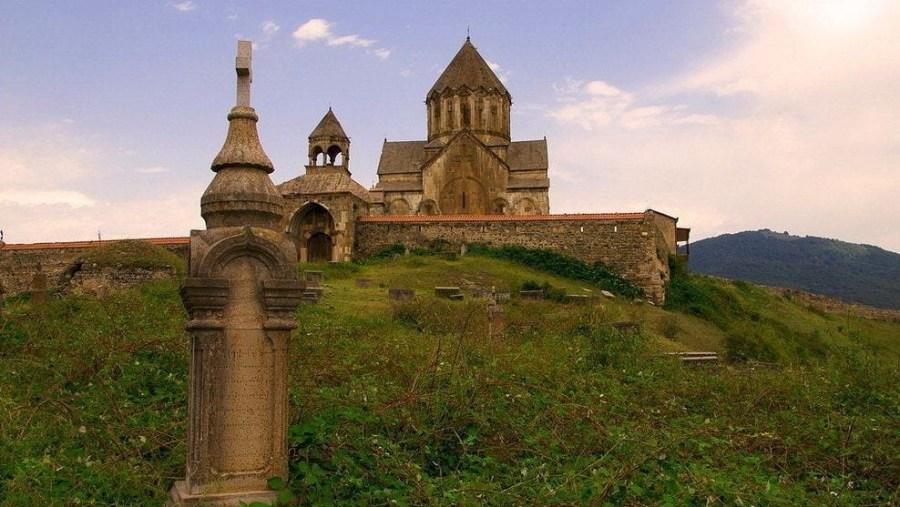 Monastery Gandzasar