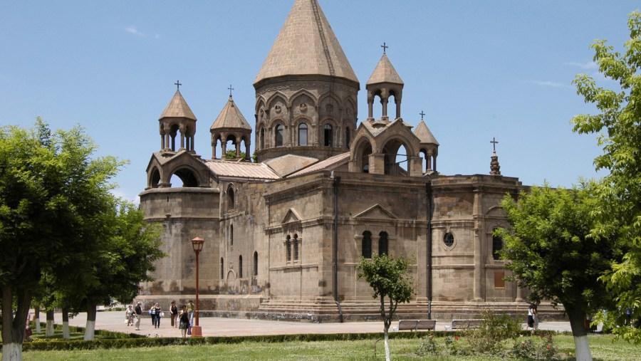 Echmiadzin Church