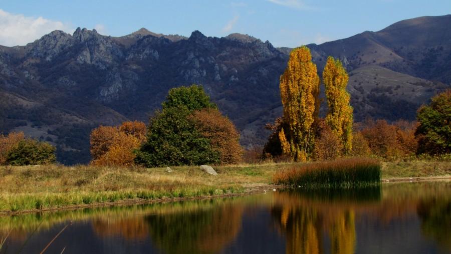Tsover Lake