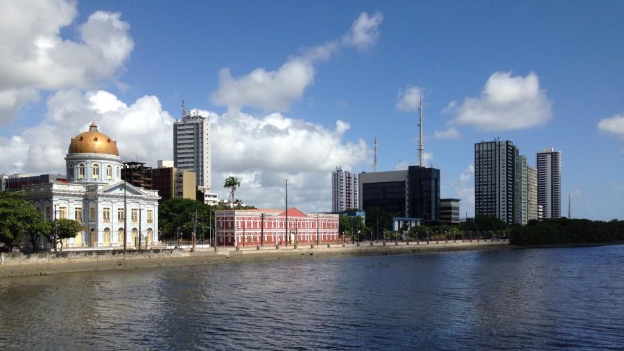 Rua da Aurora (Assembleia Legislativa de Pernambuco + Ginásio Pernambucano)