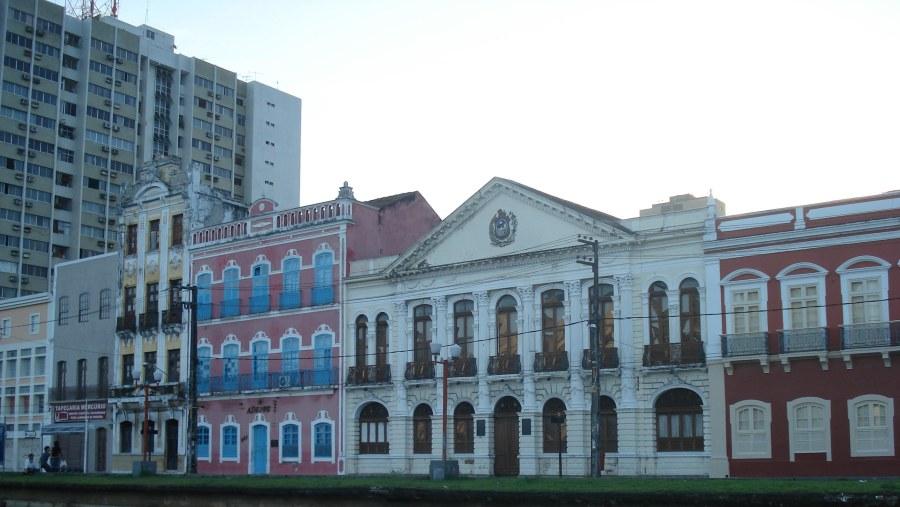 Rua da Aurora - Aurora Street