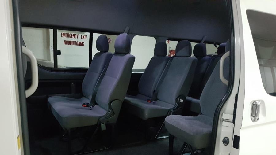 13 Seater Quantum