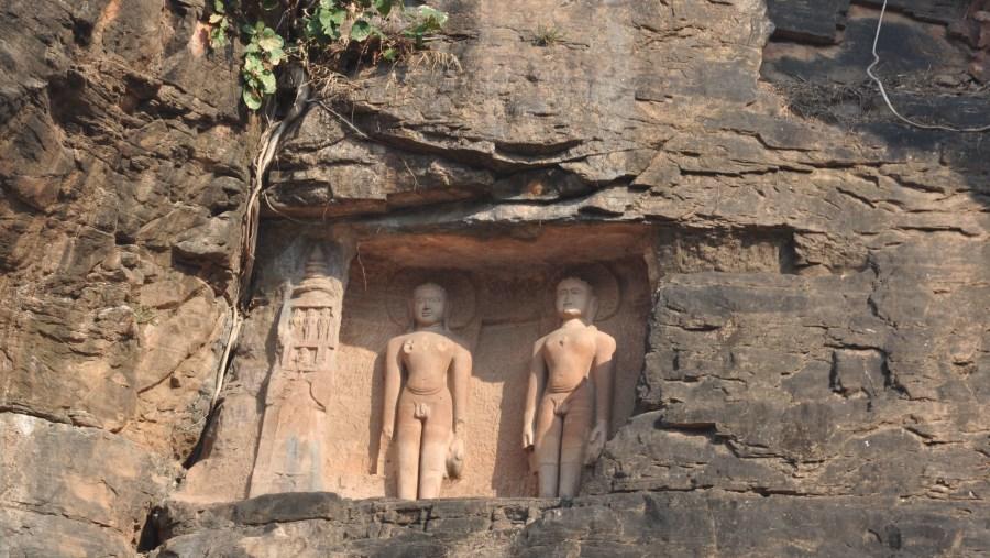Jain Statues