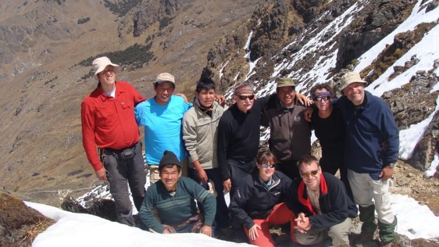 Vilcabamba to Machu Picchu - yarikdelcusco