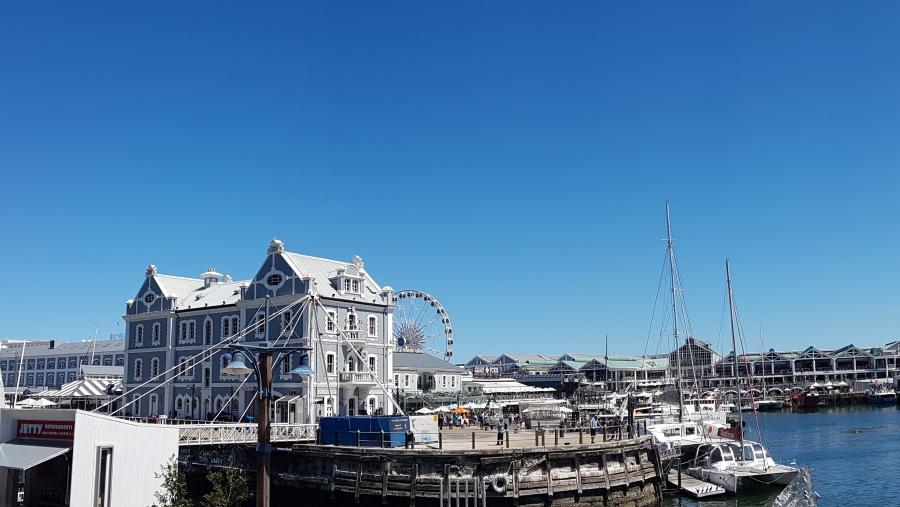 Robben Island Cruise-Jester
