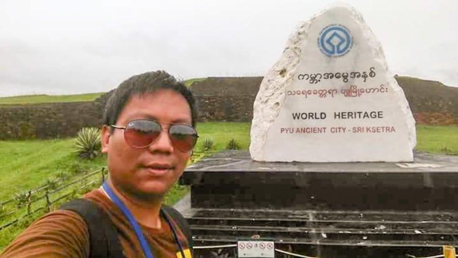 @ Srikestra - Pyu Ancient City
