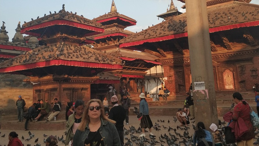 Awesome trip to Nepal !
