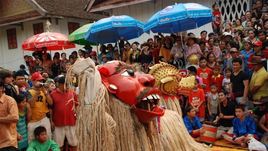Lao New Year Celebration