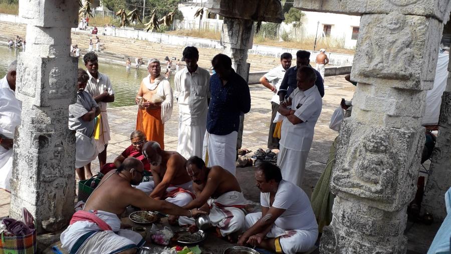 Tamil culture ceremony