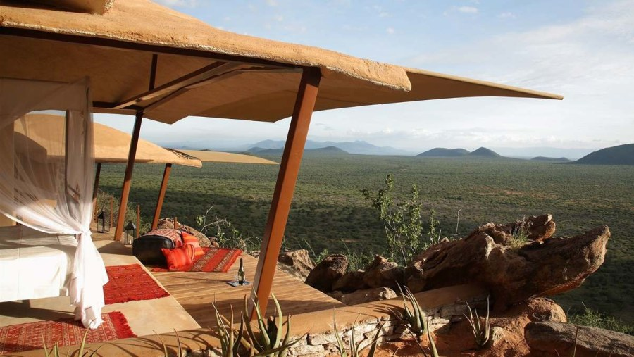 Exclusive Tented Camps