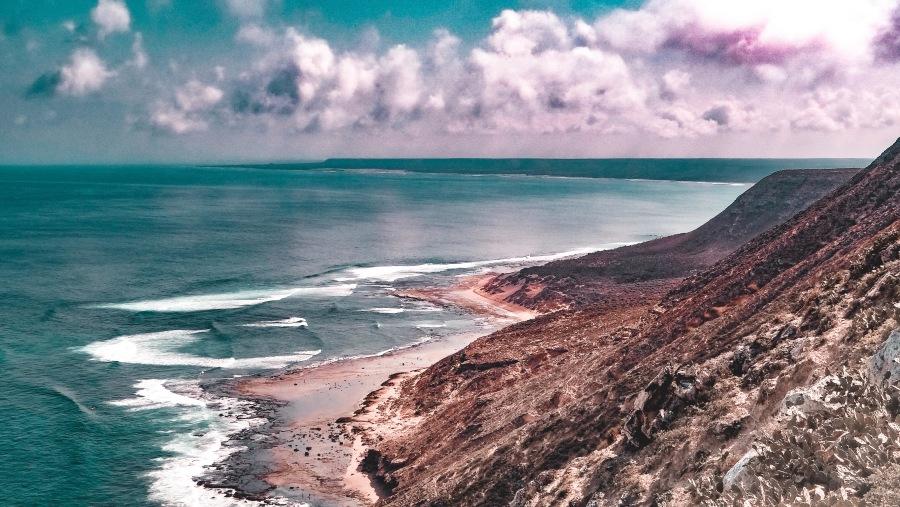 Cap Sainte-Marie, Landscape