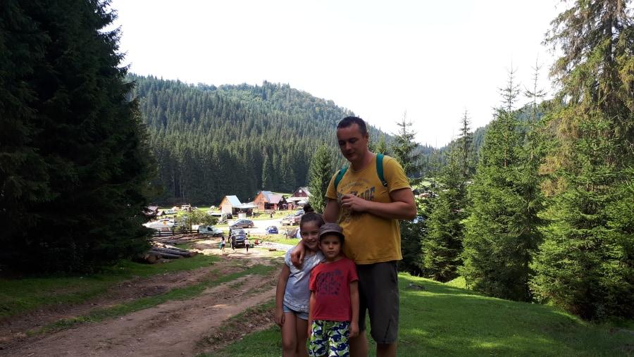 Backpacking in the Western Carpathians - Apuseni Mountains - Padis