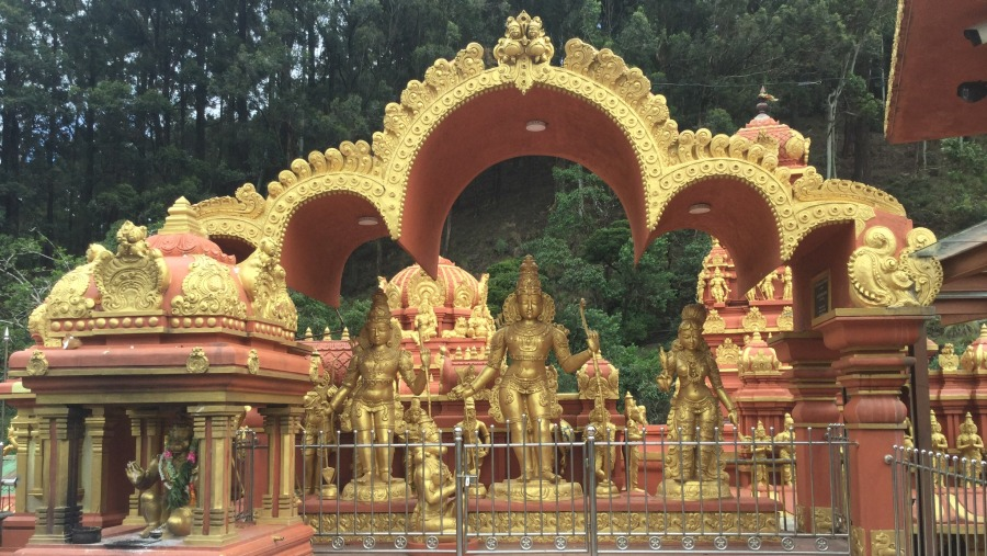 Tour of Sri Lanka