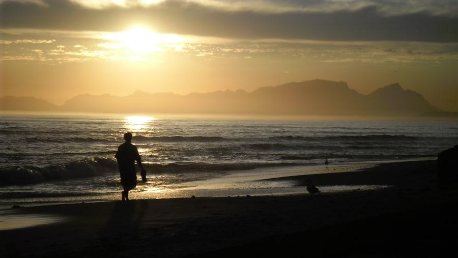 Mostert's Bay Sunset