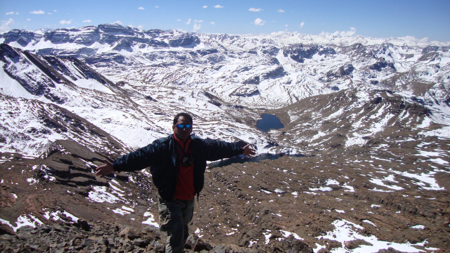 Cordillera Tunari