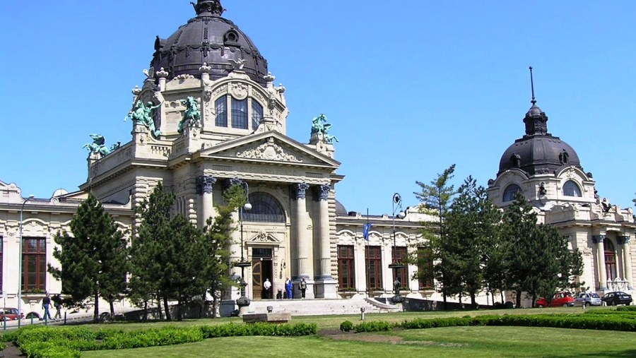 Baño Széchenyi