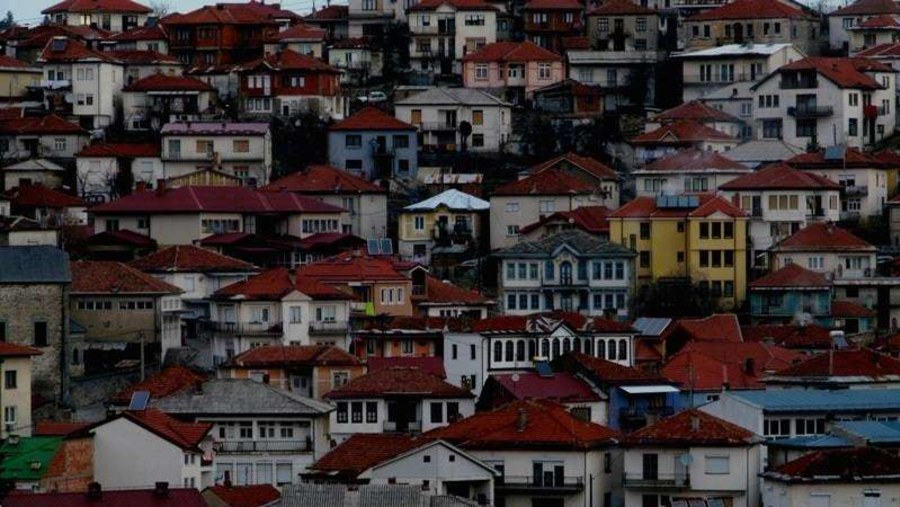 Sinop'a benzeyebilir, ama, aslında Kruşevo, 1234 kilometre uzaklıkta, Makedonya'nın merkezi bölgelerindeki ünlü bir kent.