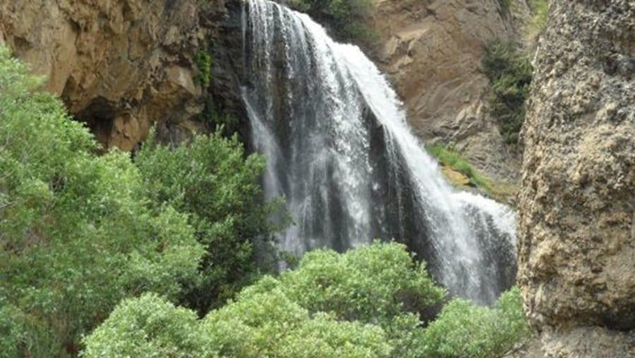 Waterfall Trchkan