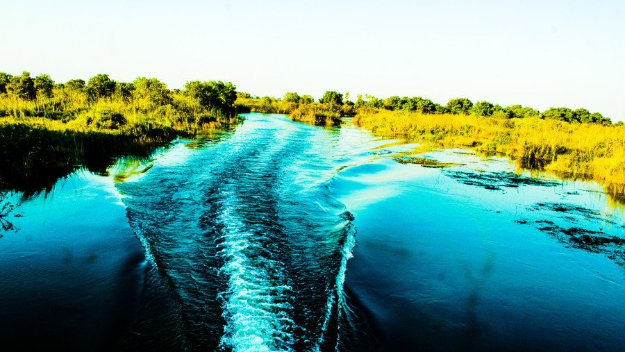 OKAVANGO WATER WAYS