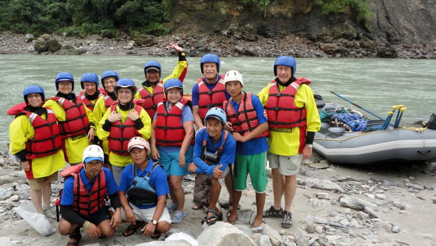 Dinesh Thanju is a terrific Nepal guide