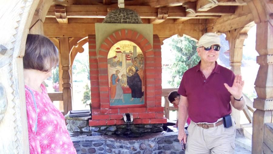 Wooden Churches, Barsana Monastery